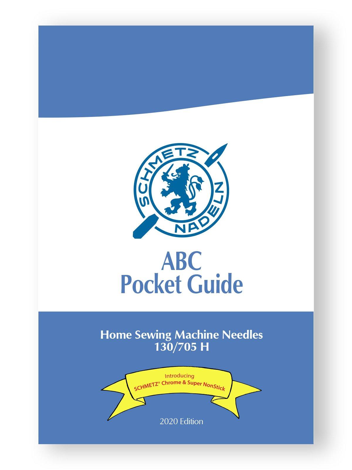 Schmetz Needle ABC Pocket Guide