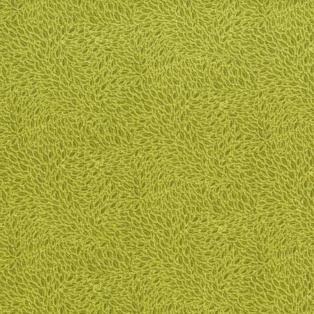 Hopscotch Leaves in Motion Avocado Fabric