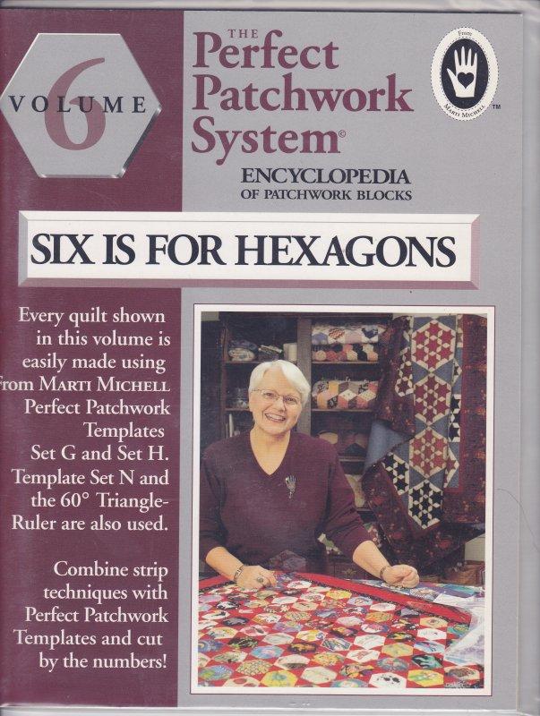 Encyclopedia of Patchwork Vol 6