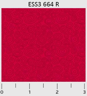 Red Ellipse Rings