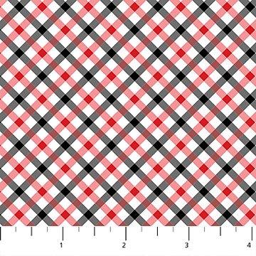 Mad For Plaid Diagonal Plaid Flannel