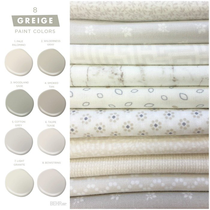 Fresh Picks: Greige Fat Quarter Bundle