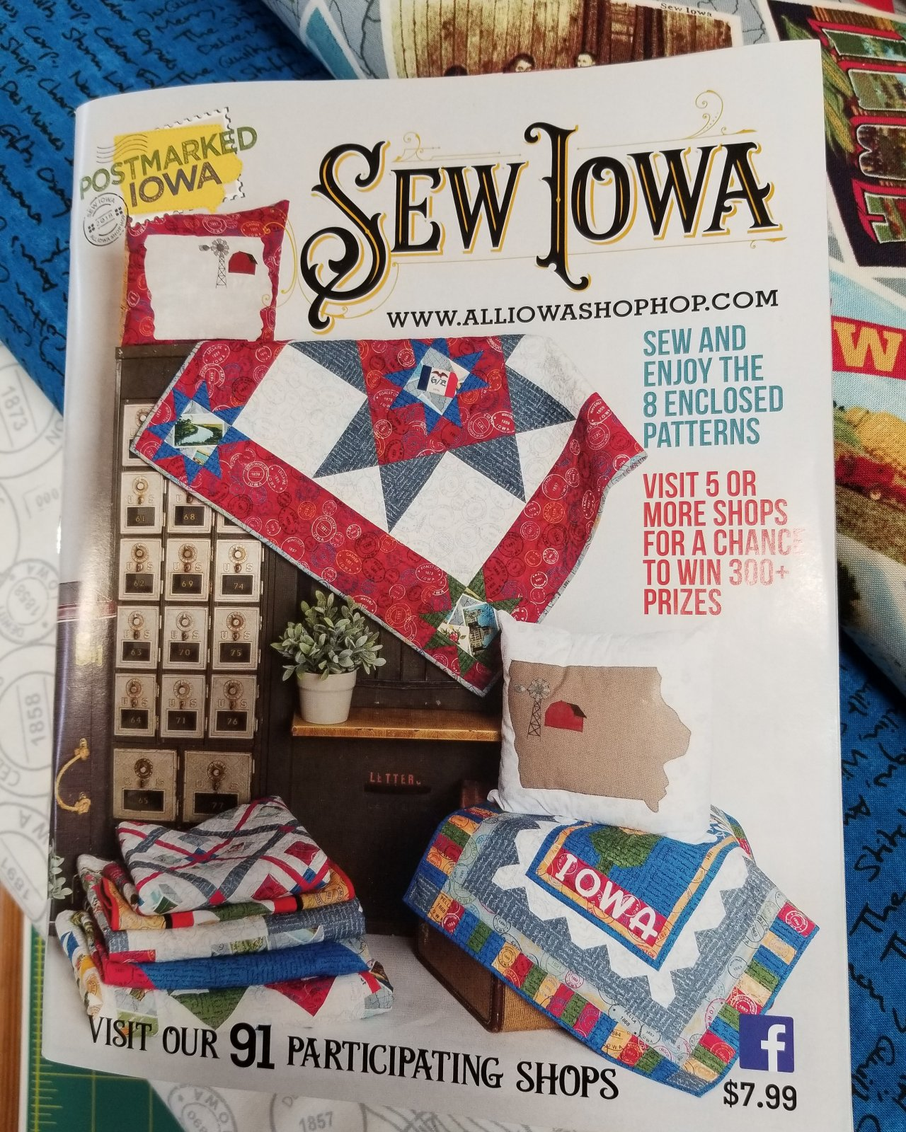 Sew Iowa Magazine