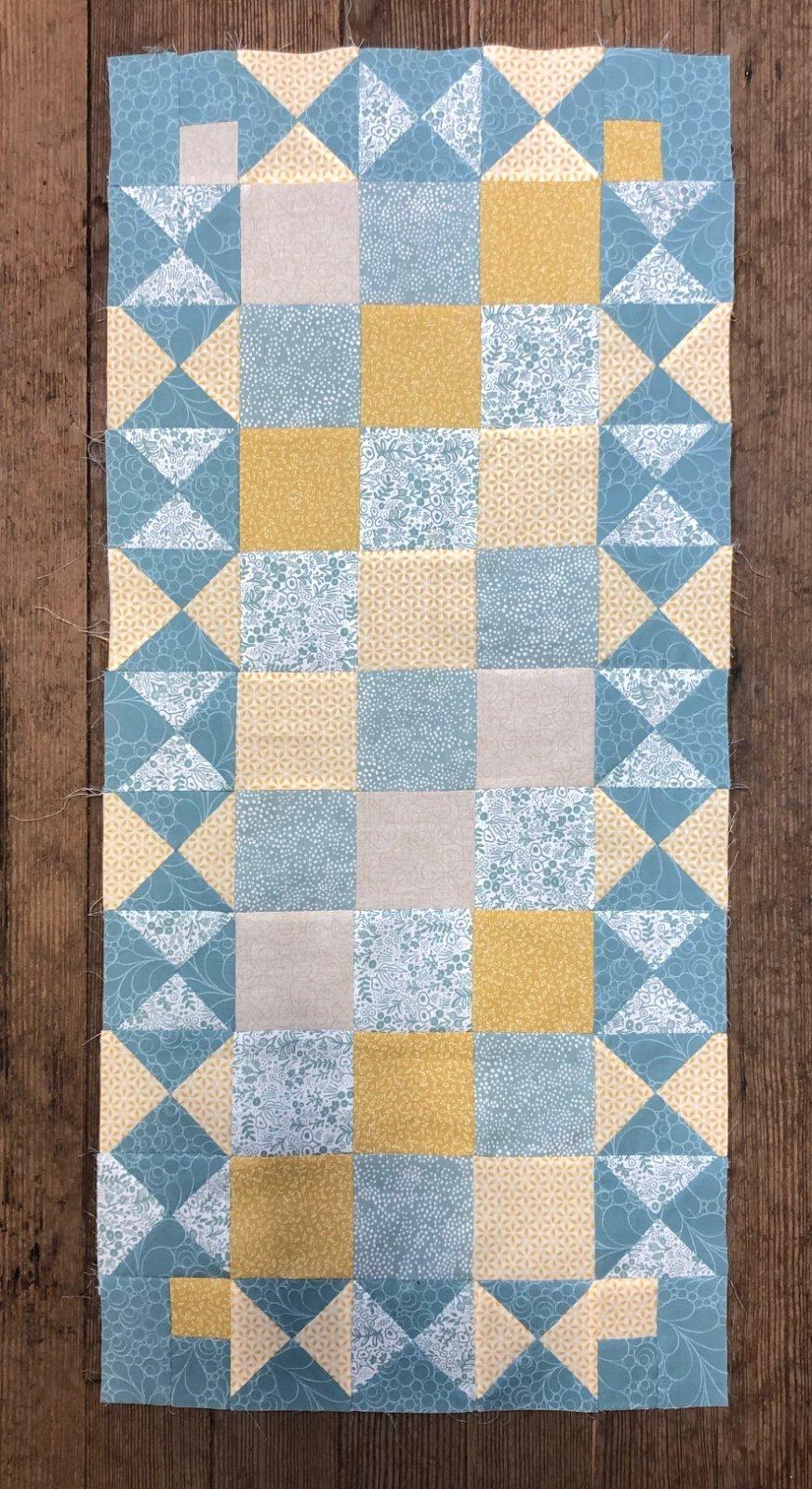 Spring Hopscotch Fabric Kit