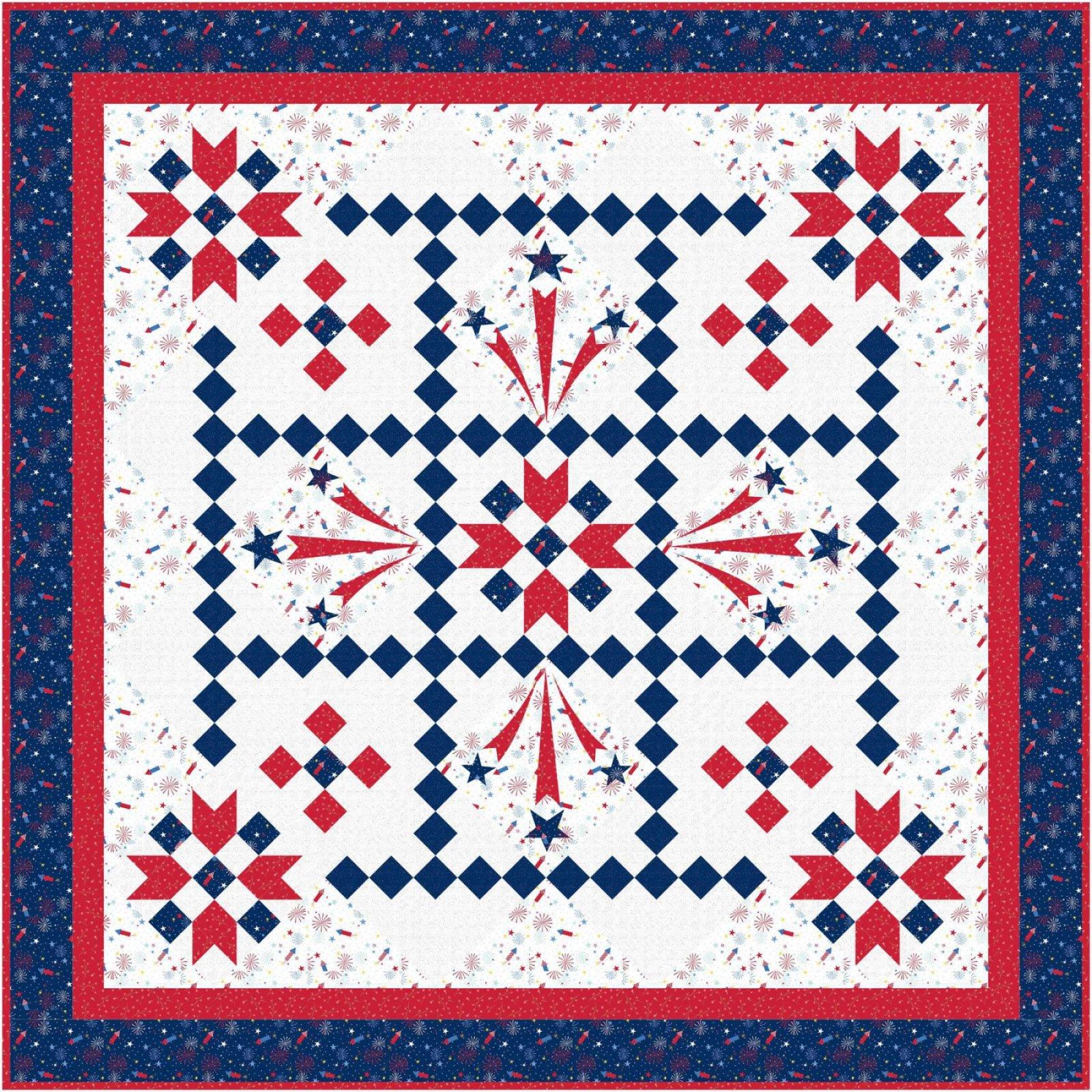 Liberty's Smile Quilt Kit