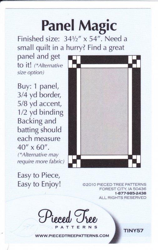 Panel Magic