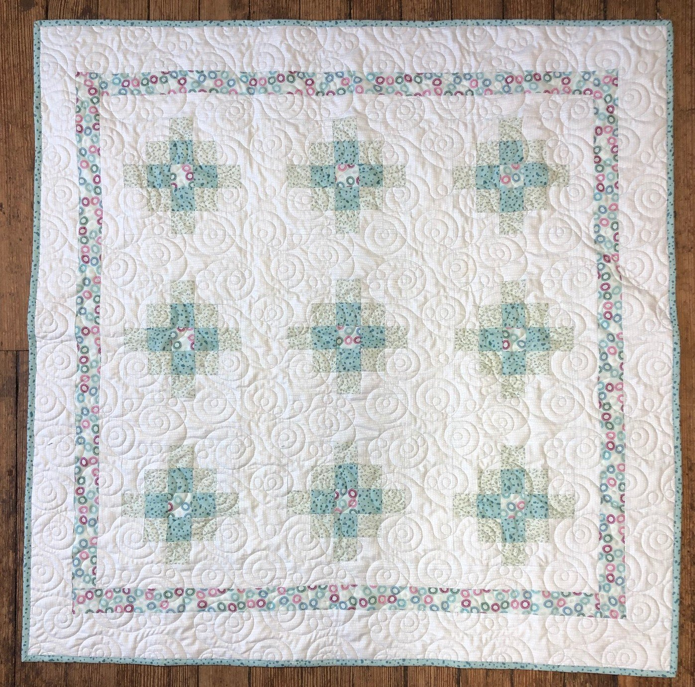 Petit Point Free Downloadable Pattern