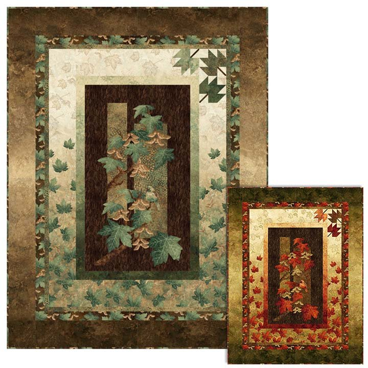 Autumn Spendor Wall Hanging Pattern