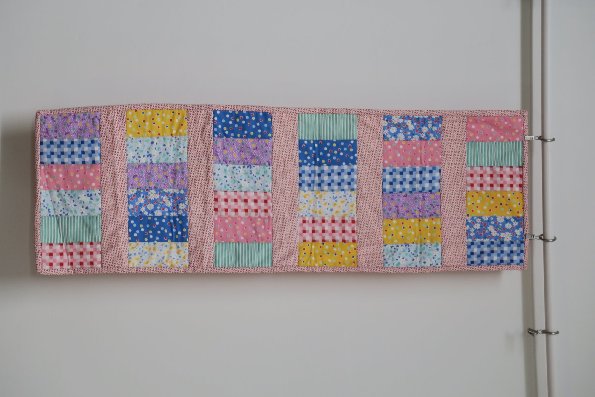 Rail Fence Dandy Candy Store Sample