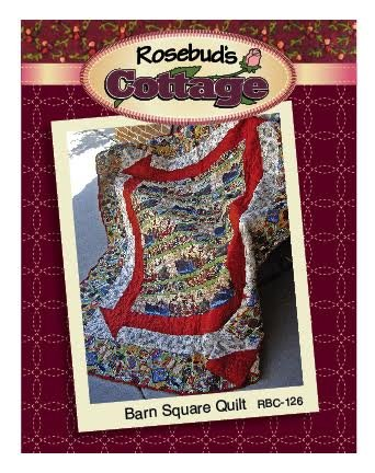 Barn Square Quilt