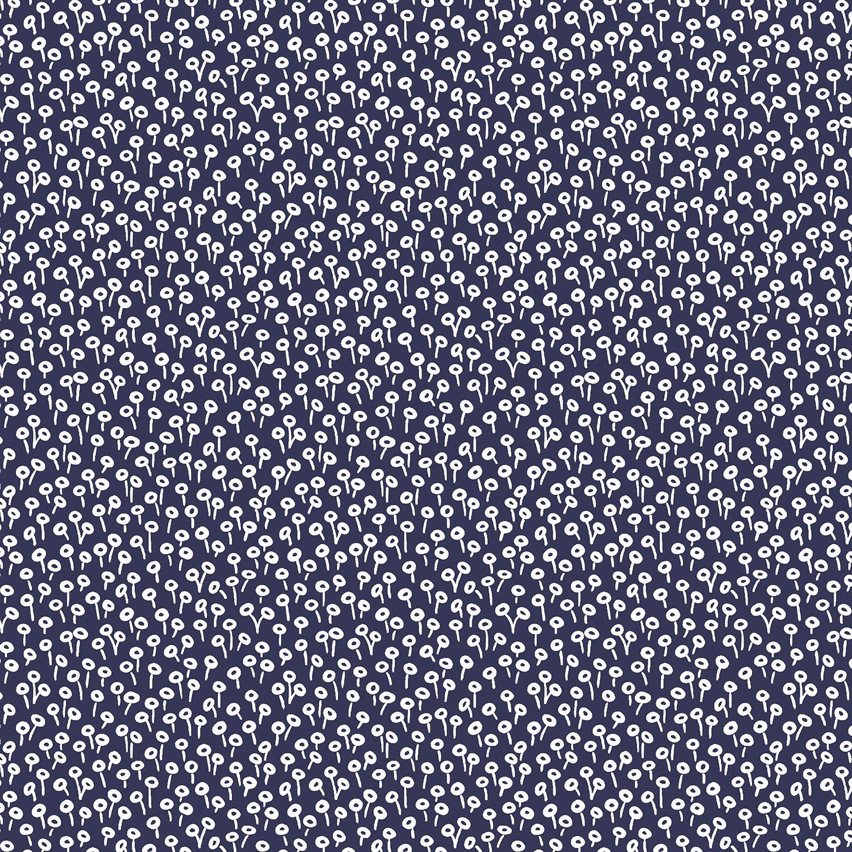 Rifle Paper Co. Basics Tapestry Dot Navy