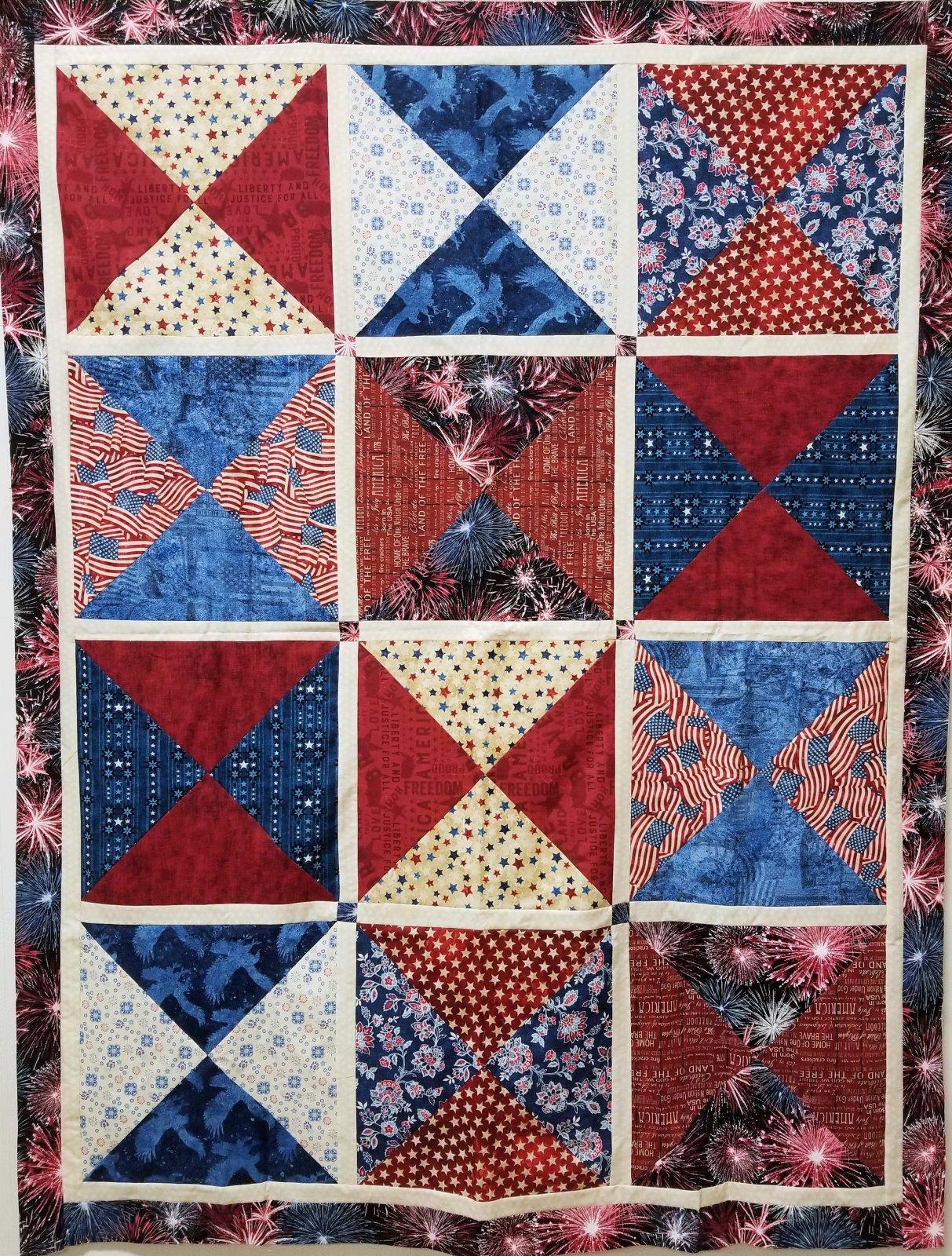 Tridazzle Fabric Kit