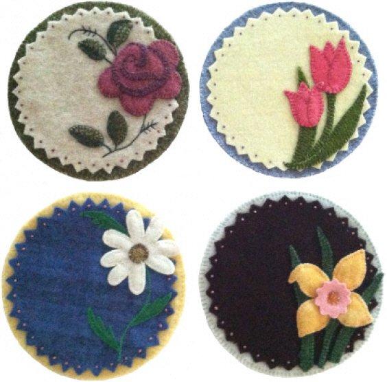 Quiltricks Spring Woolies