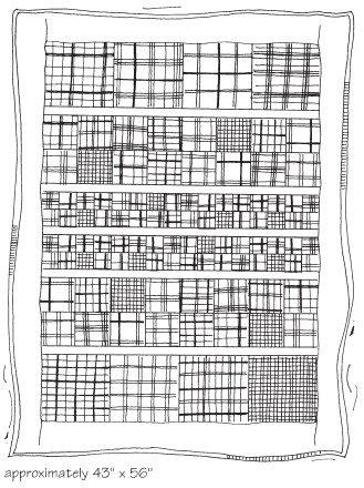 Square Dance Free Downloadable Pattern