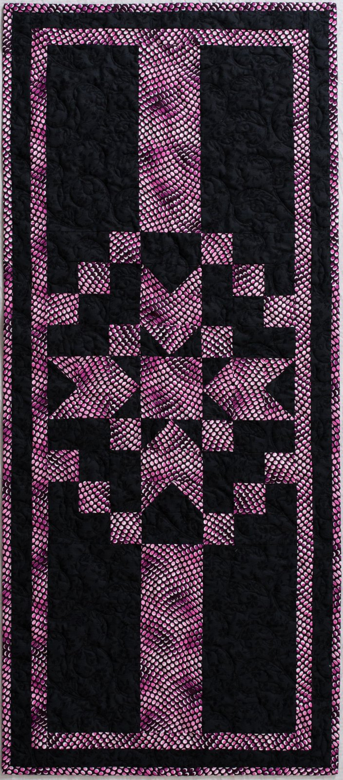 Star-Crossed Table Runner Pattern