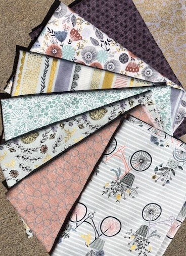 Summer in the Cotswolds Reef Fat Quarter Bundle (8)