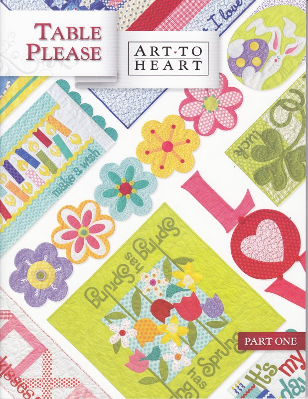 Art to Heart Table Please 1
