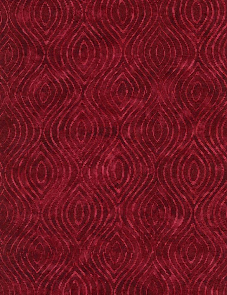 Tonga-B4879 Mosaic Medallion Celebrate Batik
