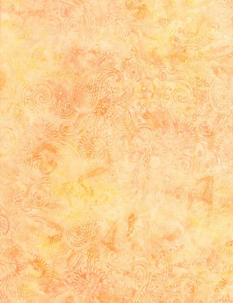Tonga-B5403 Flourish Paisley Lemon