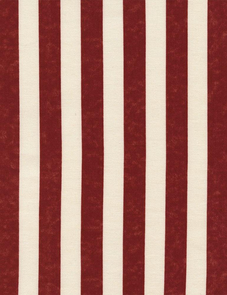 USA Red Awning Stripe