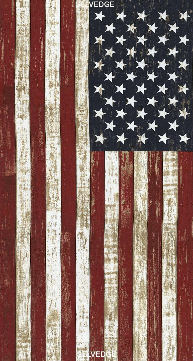 USA-C5278 American Flag Panel Flag