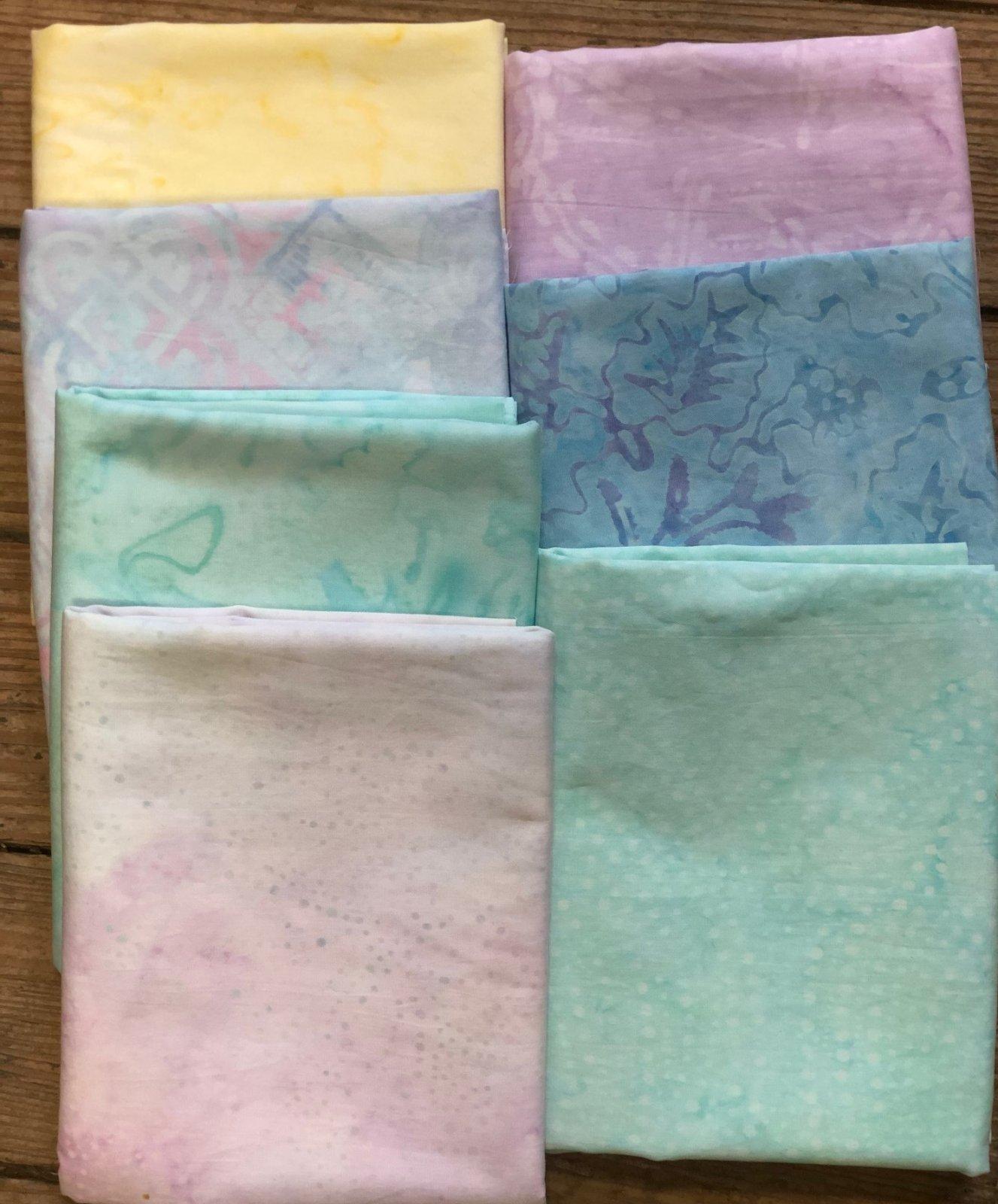 Batik Volunteers Pastel Bundle