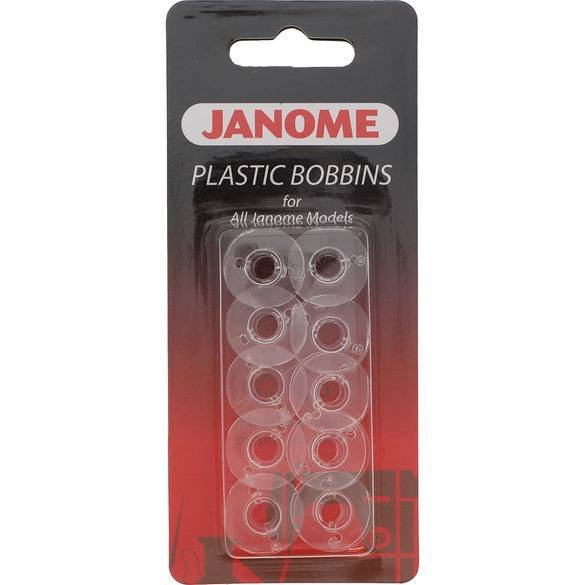 Plastic Bobbins, 10pk