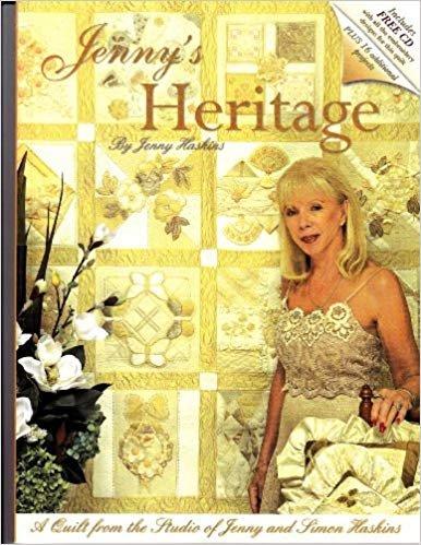 Jenny Heritage Book & CD