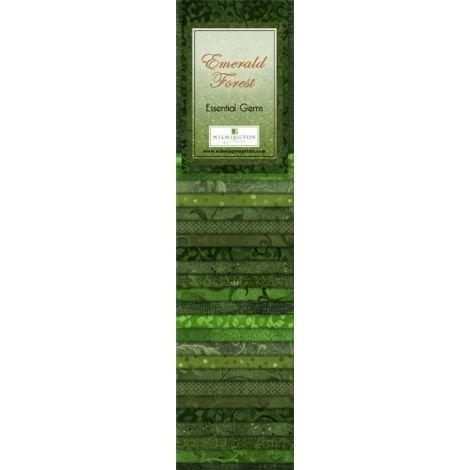 Emerald Forest Essential Gems