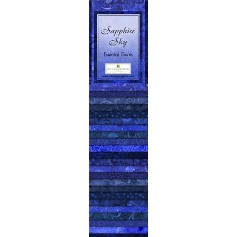 Sapphire Sky Essential Gems