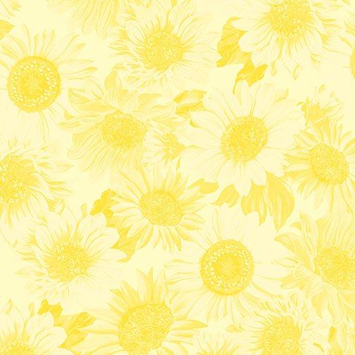 Sunflower Whispers Yellow 108