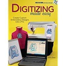 Digitizing's Sew Easy Version 10