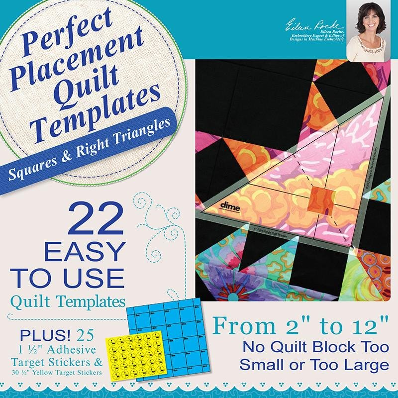 Perfect Placement Quilt Templates
