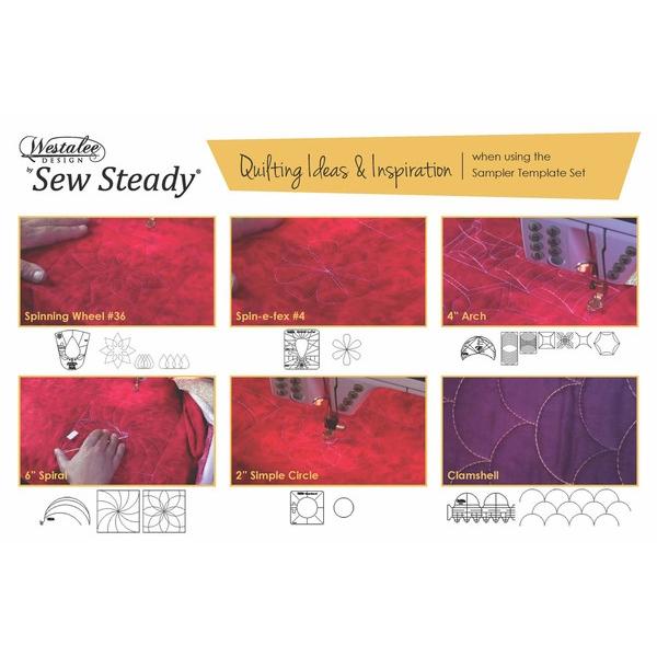 Low Shank Ruler Foot Starter Kit