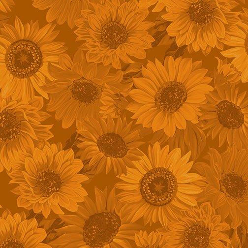 Sunflower Whisper Russet 108
