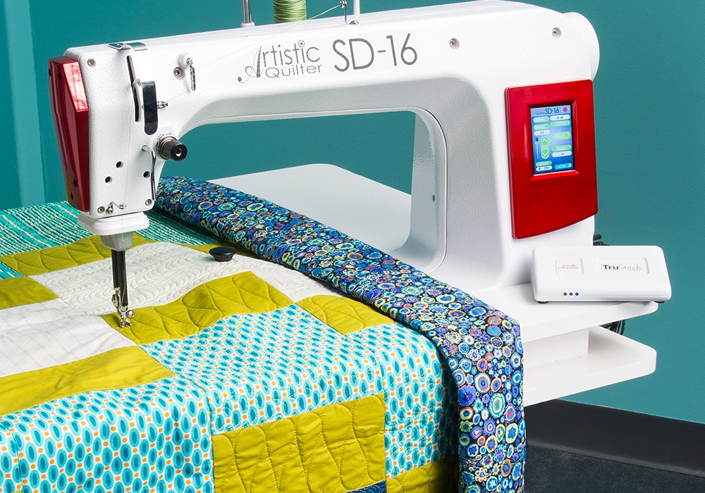 Artistic SD Quilter 16