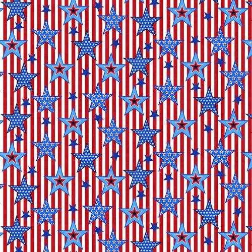 America Home of the Brave Stripes  4625 88