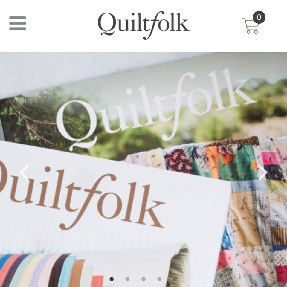 Preorder: Quiltfolk Magazine: Kentucky Issue