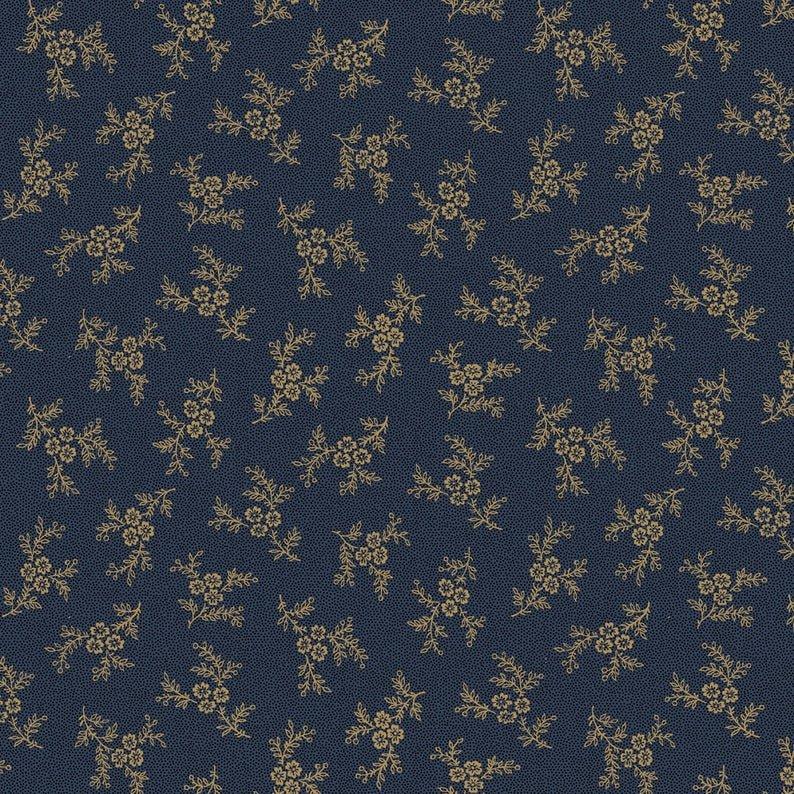 0859 0150 Blue Tussy Flower  Forever More Pam Buda