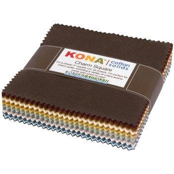 Kona Neutral Colorstory 5 squares  CHS-695-85