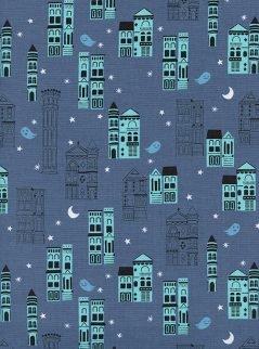 Eclipse Haunted City Gray