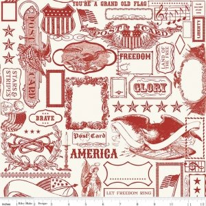Lost and Found America 5980 Red
