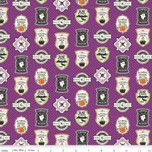 Eek Boo Shriek 6011 Purple