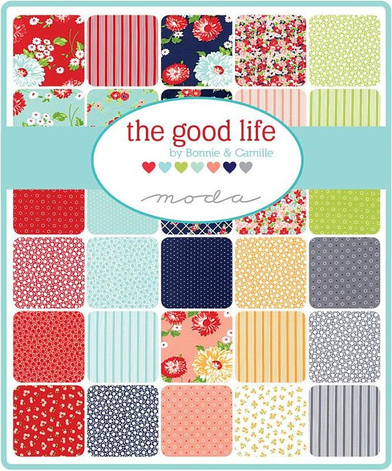 The Good Life 40 pc FQ Bundle