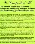 Transfer-Eze, 10 pack