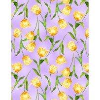 Garden Gathering Tulips Purple 28127 678