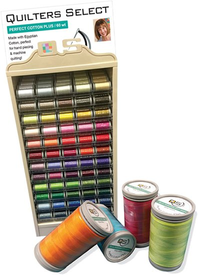 Quilter's Select Para Cotton 60 wt thread