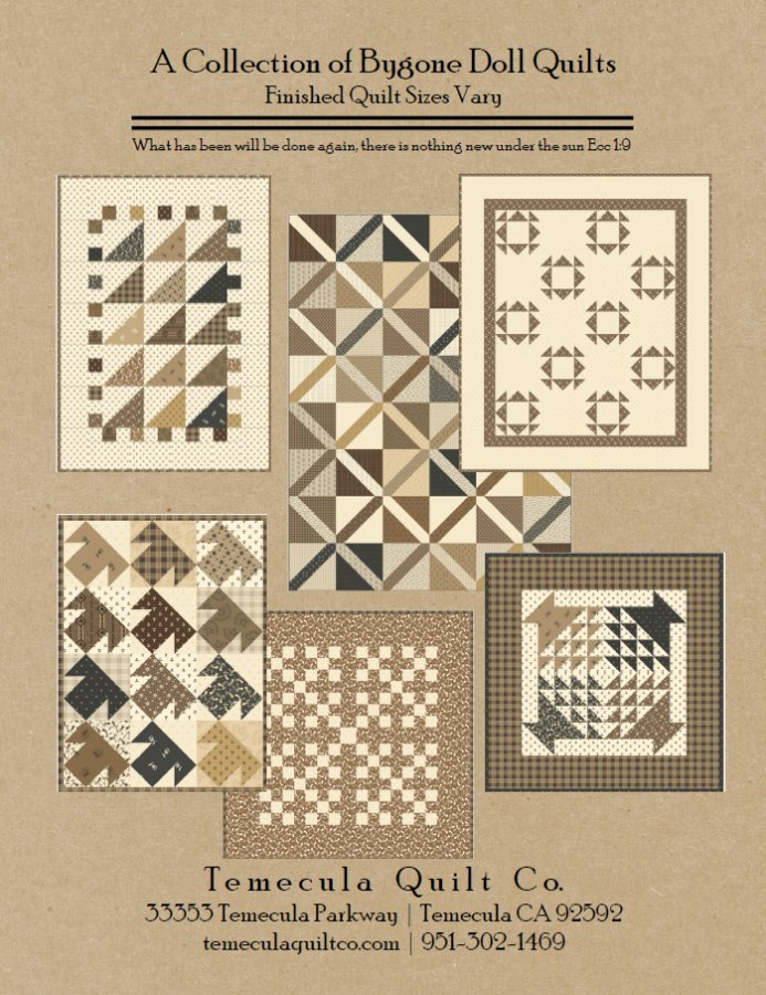 doll quilts pattern