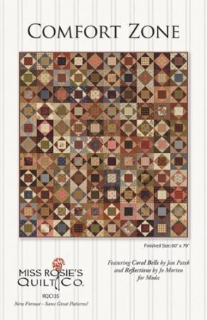 Comfort Zone Quilt Pattern