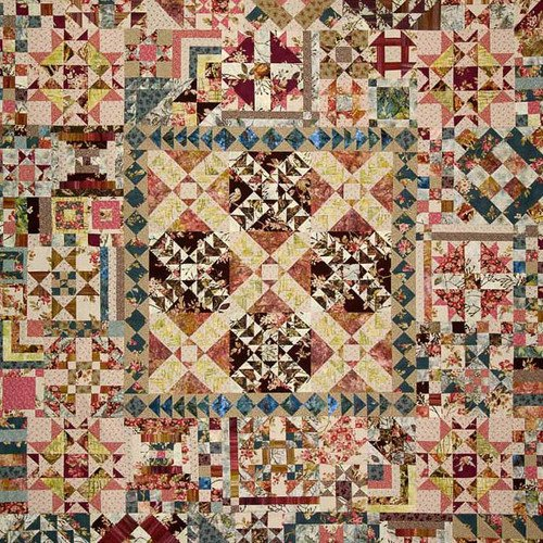 farmer's market quilt pattern